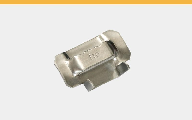 Stainless Steel Buckles and Seals